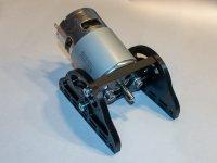Motorhalter für 700er Motoren Winkel einstellbar