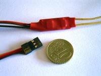 2-Kanal Mini-SMD-Schalter Typ TT