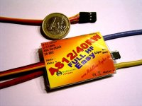 <strong>*NEU*</strong> AS12/40RW Full HF EASY - Lipo