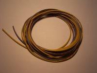 0,75mm² hochflexibles Kabelset gelb+blau
